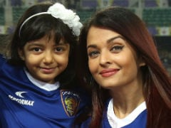 """Aishwarya Rai Bachchan On Bringing Up Aaradhya: """"Not An Army Of Help, Have One Nanny By Choice"""""""