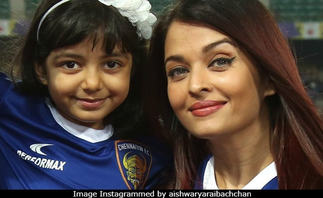 Aishwarya Rai Bachchan On Bringing Up Aaradhya: 'Not An Army Of Help, Have One Nanny By Choice'