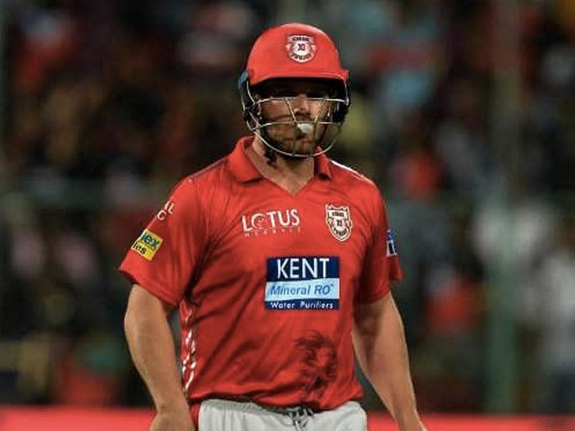 "Aaron Finch Left ""Embarrassed"" By This Unique IPL Record"