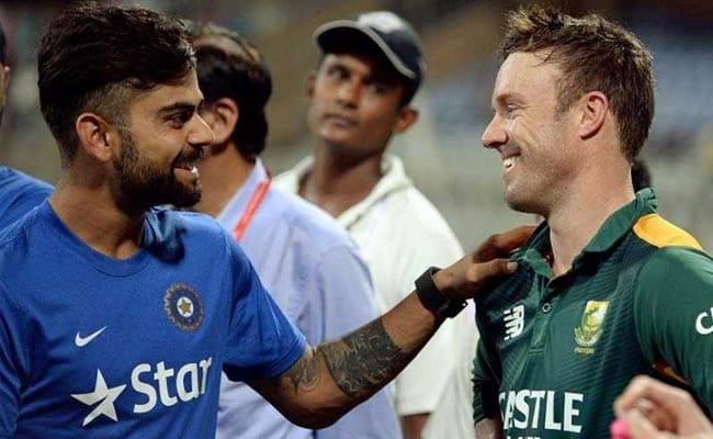IPL 2018: इस पूर्व क्रिकेटर ने की विराट और डिविलियर्स की रोजर फेडरर-राफेल नडाल से तुलना...
