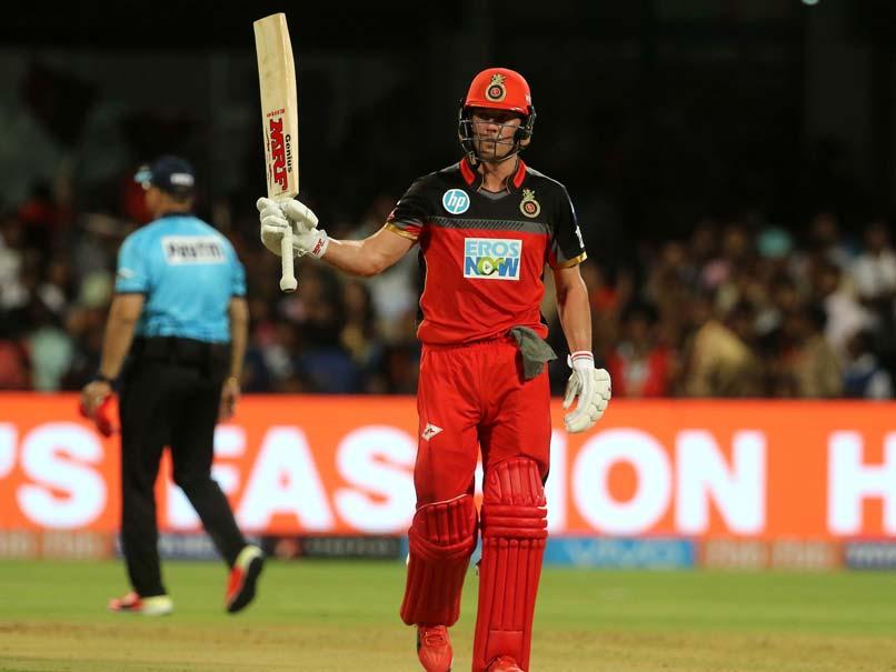 Indian Premier League 2018: AB De Villiers Hits Fifty As Royal Challengers Bangalore Beat Kings XI Punjab