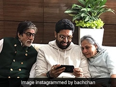 Abhishek Bachchan Shuts Down Troll Who Mocked Him For Living With His Parents