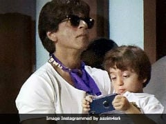 Shah Rukh Khan Wants Son AbRam To 'Play Field Hockey For India'