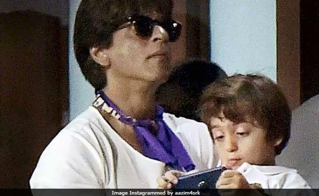 Shah Rukh Khan Wants Son AbRam To 'Play Field Hockey For India'