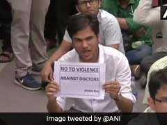 Amid Indefinite Strike By AIIMS Doctors, Routine Surgeries Cancelled
