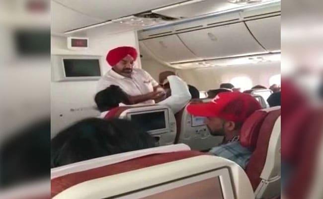 air india turbulence ndtv