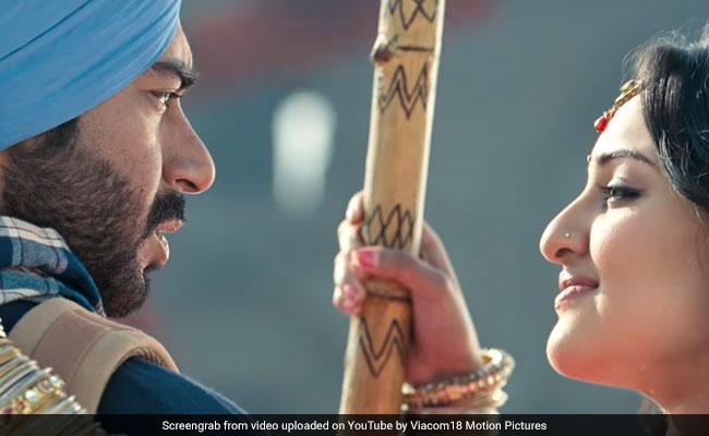 हलवा खाते ही निकले सोनाक्षी सिन्हा के आंसू, 6 साल पहले अजय देवगन ने किया ऐसा मजाक...