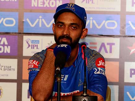 IPL 2018: It Was My Responsibility To Take Rajasthan Royals