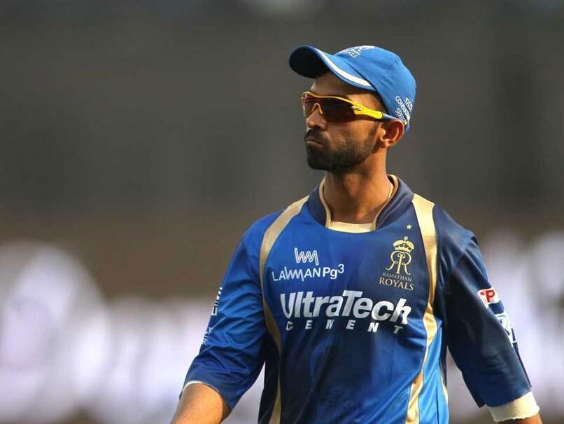 IPL 2018: Rajasthan Royals Captain Ajinkya Rahane,