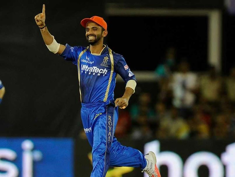 Dhawan stars in SRH's win over Rajasthan Royals