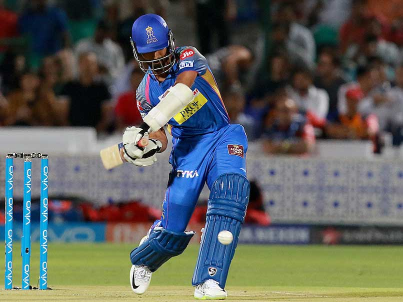 IPL 2018 Ajinkya Rahane Ben Laughlin Star As Rajasthan Royals Beat Delhi Daredevils By 10 Runs