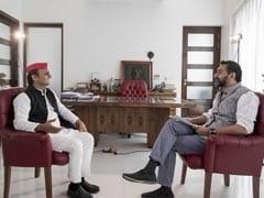 NDTV से बोले अखिलेश यादव- 2019 में सपा-बसपा साथ चुनाव लड़ेगी