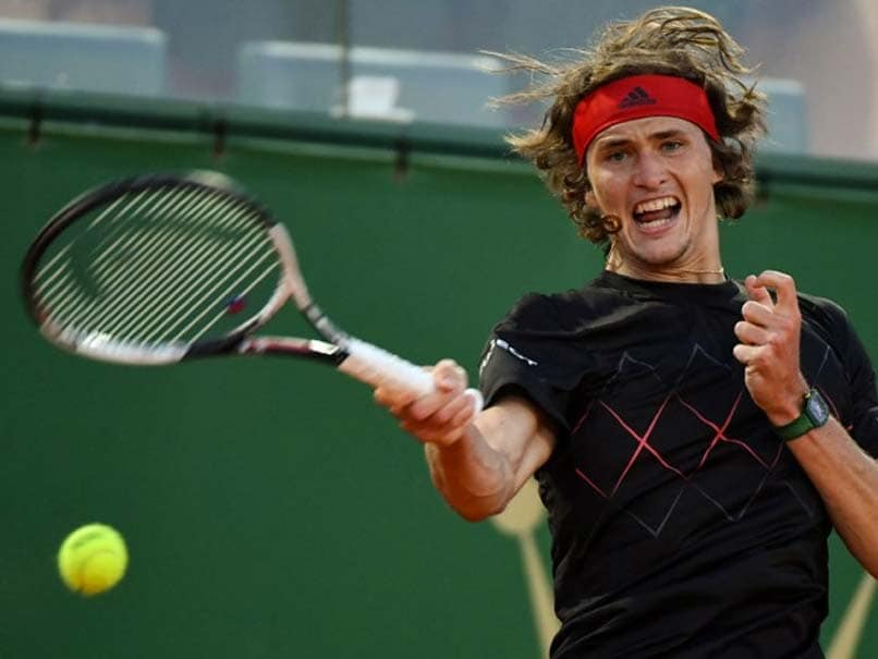 Monte Carlo Masters: Alexander Zverev Edges Richard Gasquet In Late-Night Thriller