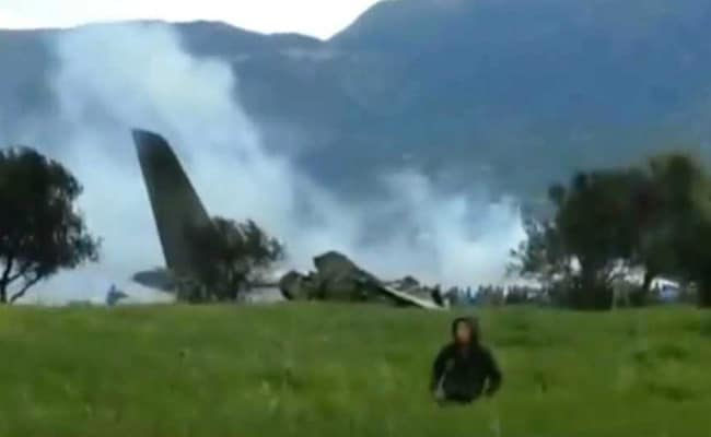 Algeria Plane Crash Updates: Death Toll In Algerian Military Plane Crash Rises To 257