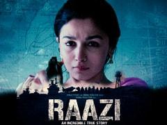 Raazi Box Office Collection Day 3: साल 2018 की 5वीं सबसे बड़ी फिल्म बनी 'राजी', जानें कमाई