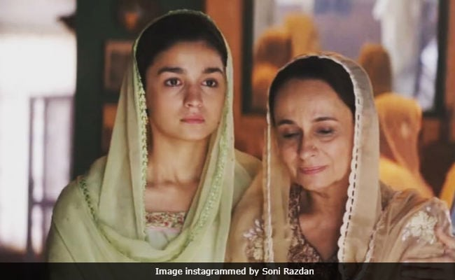 Raazi's Alia Bhatt To Soni Razdan: 'You're The Best Actor, Mommy.' Aww, Melt