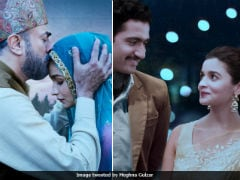 <i>Raazi</i> First Looks: Alia Bhatt Is A 'Respectful Daughter,' An 'Affectionate Wife' And A 'Spy'