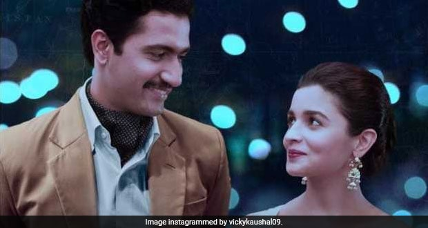 Raazi Trailer: A Peak Into Alia Bhatt And Vicky Kaushal's Foodie Side!