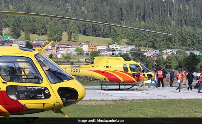 Chopper Rules 'Restrictive', Stop Operations At Times: Aviation Secretary