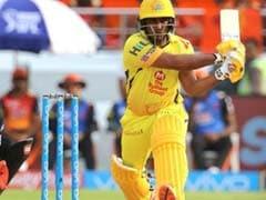 IPL 2018, CSK vs SRH: ओह! अंबाती रायुडु सिर्फ एक गेंद से इस रिकॉर्ड से चूक गए!