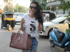 Ameesha Patel, How You Doing? Seen You About A Lot Lately