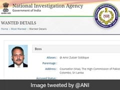 Pak Diplomat On India's 'Most Wanted' List For Alleged 26/11-Style Plot