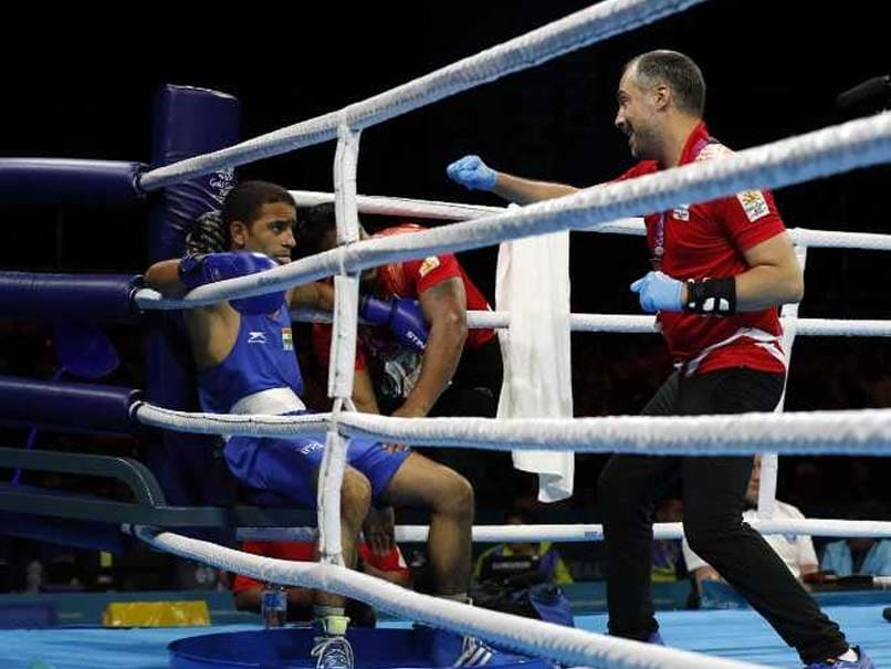 Commonwealth Games 2018: Boxer Amit Panghal Confirms Medal After Entering 49kg Semis