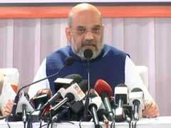 राहुल 4 साल का हिसाब मांग रहे हैं, पहले बताएं कांग्रेस ने 50 सालों में क्या किया : शाह