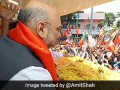 On Rahul Gandhi's <i>Jan Aakrosh</i> Rally, Amit Shah's Stinging Comeback