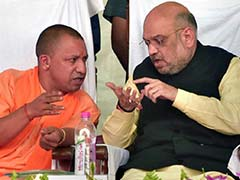 Amit Shah Meets Yogi Adityanath, Asks For Inputs On Bypoll Losses