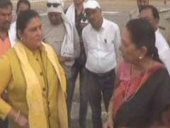 On Camera, Governor Anandiben Patel's Election Tip To BJP Leaders
