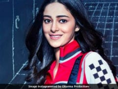 Chunky Panday's Daughter Ananya Panday Enrols In Bollywood, Twitter Welcomes New <i>Student Of The Year</i>