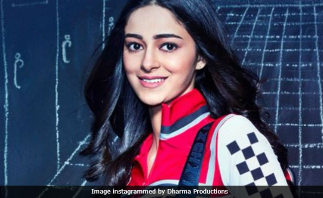 Chunky Panday's Daughter Ananya Panday Enrols In Bollywood, Twitter Welcomes New Student Of The Year