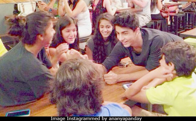 Ananya Panday is all praises for BFF Suhana Khan