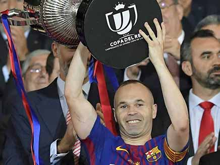Andres Iniesta Says