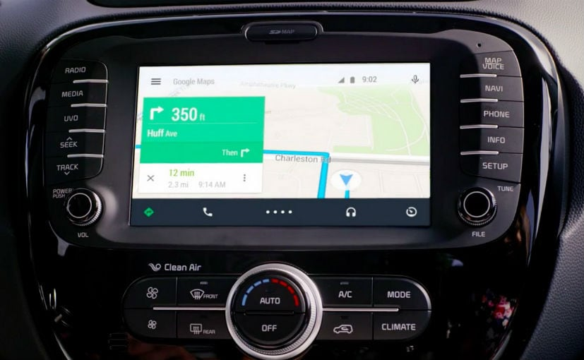android auto toyota update
