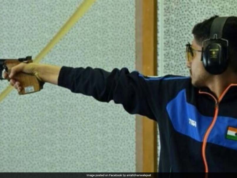 Commonwealth Games 2018: Shooters Neeraj Kumar, Anish Bhanwala Shine In 25m Rapid Fire Pistol Stage 1 Qualification