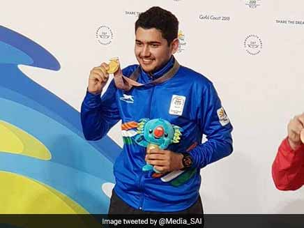 CWG 2018: Record-Breaking Anish Bhanwala, 15, Wins Gold In Men