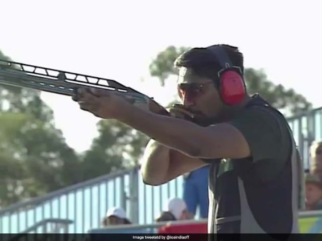 Commonwealth Games 2018: Ankur Mittal Claims Double Trap Bronze