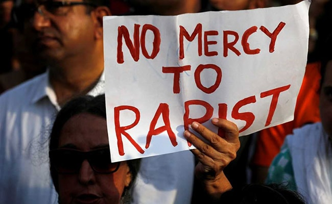 Justice rally protesting Kathua, Unnao and Surat rapes in US