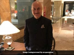 Anupam Kher Was Just Nominated For A BAFTA, People. 'Amazing,' Tweet Stars