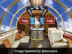 Emirates Announces Transparent Sky Lounge. Omar Abdullah Responds