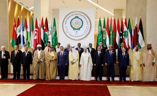 arab league summit reuters