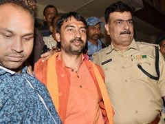 Midnight Arrest, Then Jail For Union Minister's Son Over Bihar Violence