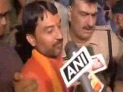 बिहार:  भागलपुर हिंसा मामले में केंद्रीय मंत्री अश्विनी चौबे के बेटे अर्जित शाश्वत को पुलिस ने किया गिरफ्तार