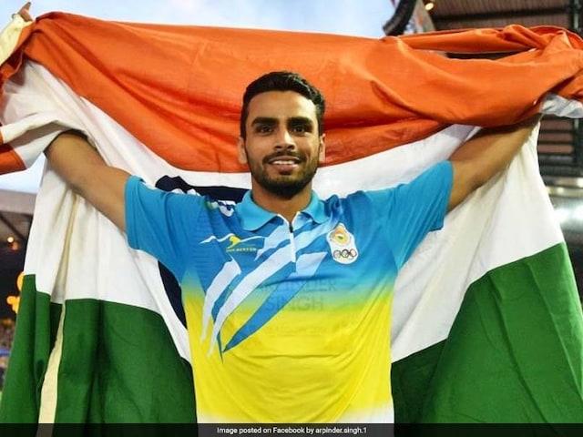 Commonwealth Games 2018: Arpinder Singh, Rakesh Babu Enter Triple Jump Final