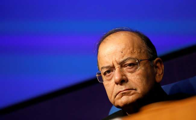Arun Jaitley Writing 'Hollow' Blogs To Regain Lost Political Relevance: Congress