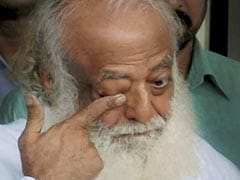 Asaram Appeared Broken, Kept Saying