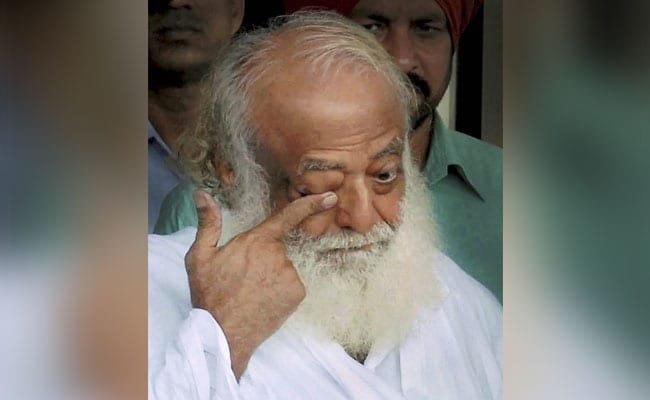 Asaram Appeared Nervous, Kept Saying 'Do Something' To Lawyers: Police