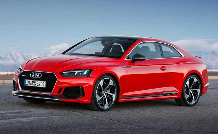 Audi RS Coupe India Launch Highlights Specifications Images - Audi r5